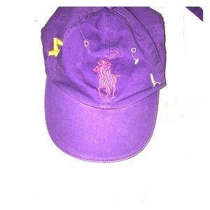 A polo Ralph Lauren hat